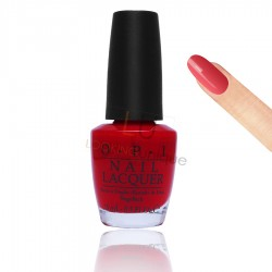 Opi Color So Hot it Berns Nail Lacquer 15ml