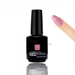 Jessica Geleration UV/LED Nail Gel Polish - Pucker Up 15ml
