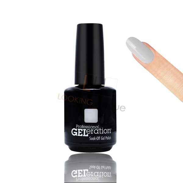 Jessica Geleration UV/LED Nail Gel Polish - Blizzard 15ml