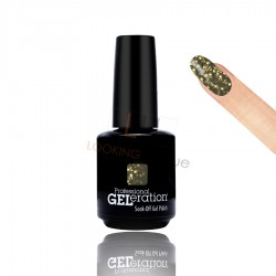 Jessica Geleration UV/LED Nail Gel Polish - Golden Goddess 15ml