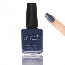 CND Vinylux - Indigo Frock Nail Lacquer 15ml