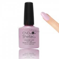 CND Shellac - Lavender Lace - Gel Nail polish 7.3ml