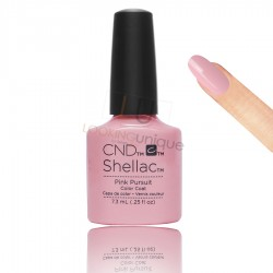 CND Shellac -Pink Pursuit - Gel Nail polish 7.3ml