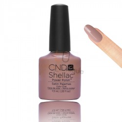 CND Shellac - Satin Pajamas - Gel Nail polish 7.3ml