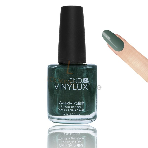 CND Vinylux - Serene Green Nail Lacquer 15ml