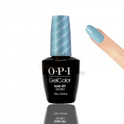 OPI GEL COLOR - Can't Find My Czechbook (Fashionistas)