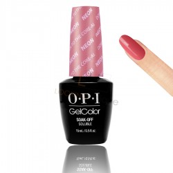 OPI GEL COLOR - Down To The Coreal