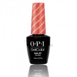 OPI GEL - A Good Man-darin Is Hard To Find (The Sirens)