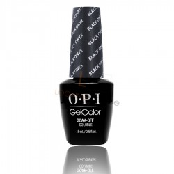 OPI GEL COLOR - Black Onyx (Trendsetters Collection)
