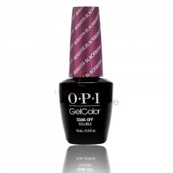 OPI GEL COLOR - Bogota Blackberry (Sirens Collection)