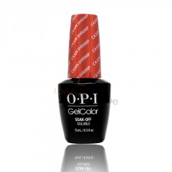 OPI GEL COLOR - Canjun Shrimp (The Icons Collection)