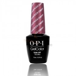 OPI GEL COLOR - Chick Flick Cherry (The Classics Collection)