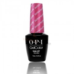 OPI GEL COLOR - Dutch Tulips (THE FEMME FATALES Collection)