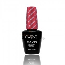 OPI GEL COLOR - I Eat Mainly Lobster (Thrill Seekers Clt)