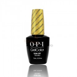 OPI GEL COLOR - I Just Can't Cope Acabana (Glamazons)