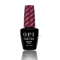 OPI GEL COLOR - I'm Not Really A Waitress (The Icons Collection) 15ml