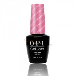 OPI GEL COLOR - Kiss Me I'm Brazilian (Glamazons)