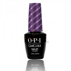 OPI GEL COLOR - Louvre Me, Louvre Me Not (The Beautifuls Clt)