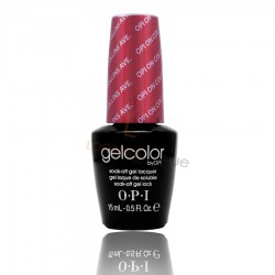 OPI GEL COLOR - OPI Red (THE FEMME FATALES Collection)
