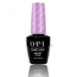 OPI GEL COLOR - Pedal Faster Suzi (The Impressionists)