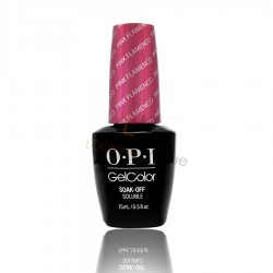 OPI GEL COLOR - Pink Flamenco (Romantics Collection)
