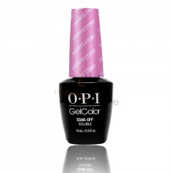 OPI GEL COLOR - Shorts Story (The Showstoppers)