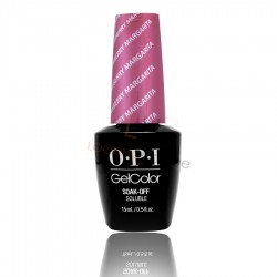 OPI GEL COLOR - Strawberry Margarita (The Icons Collection)
