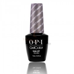 OPI GEL COLOR - You don't know Jacques! (Trendsetters)