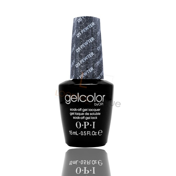 OPI GEL COLOR - DS Pewter 15ml