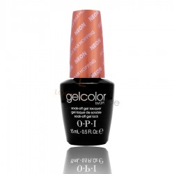 OPI GEL COLOR - Juice Bar Hopping NEON 15ml