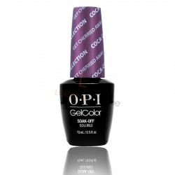 OPI GEL COLOR - Get Cherried Away (Coca-Cola Collection) 15ml