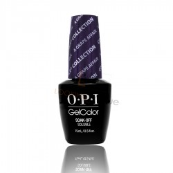 OPI GEL COLOR - A Grape Affair (Coca-Cola Collection) 15ml