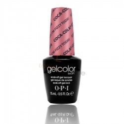 OPI GEL COLOR - Sorry I'm Fizzy Today (Coca-Cola Collection) 15ml