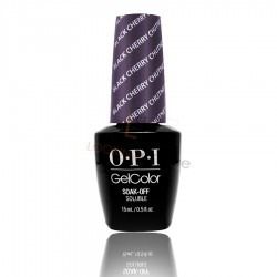 OPI GEL COLOR - Black Cherry Chutney 15ml