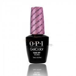 OPI GEL COLOR - Cozu Melted In The Sun 15ml