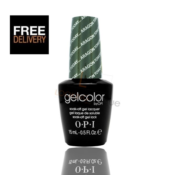 OPI GEL Lacquer Nail ALL Range Of Colours