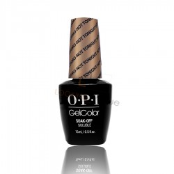 OPI GEL COLOR - Cosmo Not Tonight Honey 15ml