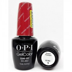 OPI GEL COLOR - Madam President GC W62 (Washington DC) 15ml