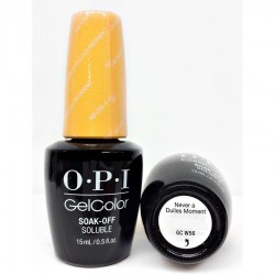OPI GEL COLOR - Never a Dulles Moment GC W56 (Washington DC) 15ml