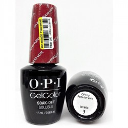 OPI GEL COLOR - OPI by Popular Vote GC W63 (Washington DC) 15ml