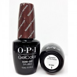 OPI GEL COLOR - Squeaker of the House GC W60 (Washington DC) 15ml