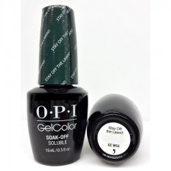 OPI GEL COLOR - Stay Off the Lawn!! GC W54 (Washington DC) 15ml
