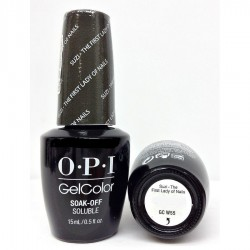 OPI GEL COLOR - Suzi - The First Lady of Nails GC W55 (Washington DC) 15ml