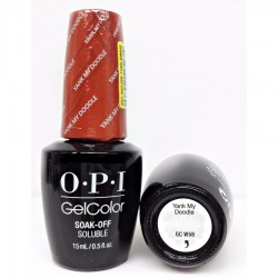 OPI GEL COLOR - Yank My Doodle GC W58 (Washington DC) 15ml