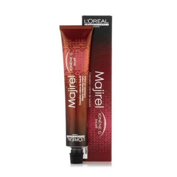 L'Oreal Majirel 50ml 6.60 Dark Blonde Intensive Red
