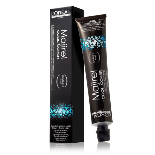 L'Oreal Majirel Cool-Cover 50ml 6.17 Blond FoncŽ CendrŽ Froid