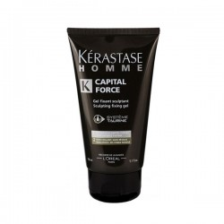 Kerastase Homme Capital Force Sculpting Fixing Gel 150ml