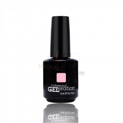 Jessica Geleration UV/LED Nail Gel Polish - Bubble Gum 15ml