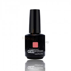 Jessica Geleration UV/LED Nail Gel Polish - Dusty Rose 15ml