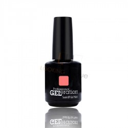 Jessica Geleration UV/LED Nail Gel Polish - Flirty 15ml
